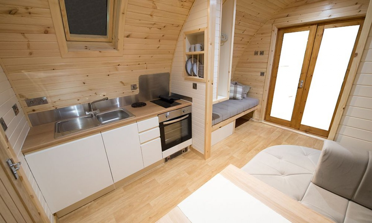 Glamping Pods Amp Escape Homes Great Small Space Living