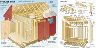 Ryan's Sheds - Blueprint