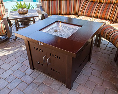 AZ Patio Heaters GS F PC Propane Fire Pit ...