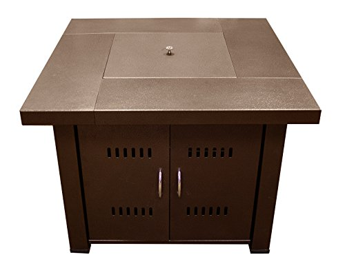 Exceptionnel ... AZ Patio Heaters GS F PC Propane Fire Pit, Antique Bronze Finish. 🔍.  Amazon Prime