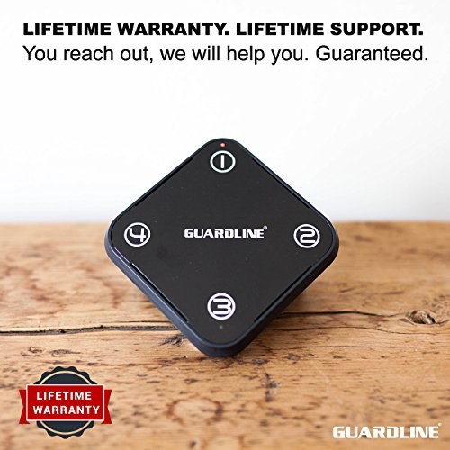 Guardline Wireless Driveway Alarm Outdoor Weather