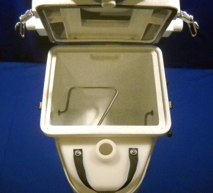 Nature S Head Self Contained Composting Toilet With Close