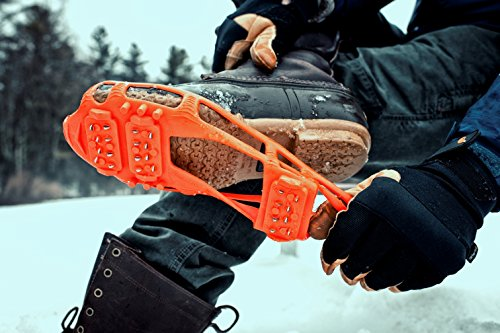 STABILicers Walk Traction Ice Cleat, Medium (7.5-10 Men
