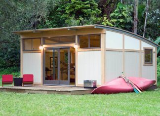 Cabin Fever - Maxwell Prefab Home