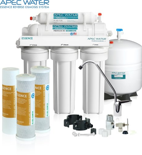 503181b35a3 ... APEC Top Tier 5-Stage Ultra Safe Reverse Osmosis Drinking Water Filter  System (ESSENCE ROES-50). On Sale