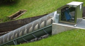 TAG Level - Micro Hydro Systems - Archimedes' Screw