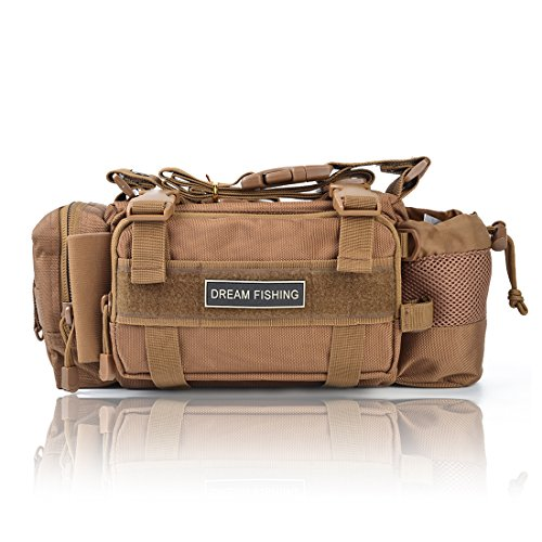 Blisswill Portable Outdoor Fishing Tackle Bags