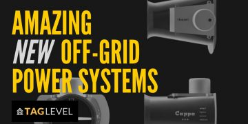TAGLevel - Off Grid Power Solutions
