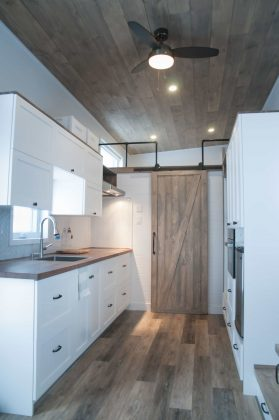 TAG Level - The Ebene - Beautiful Tiny House by Minimaliste