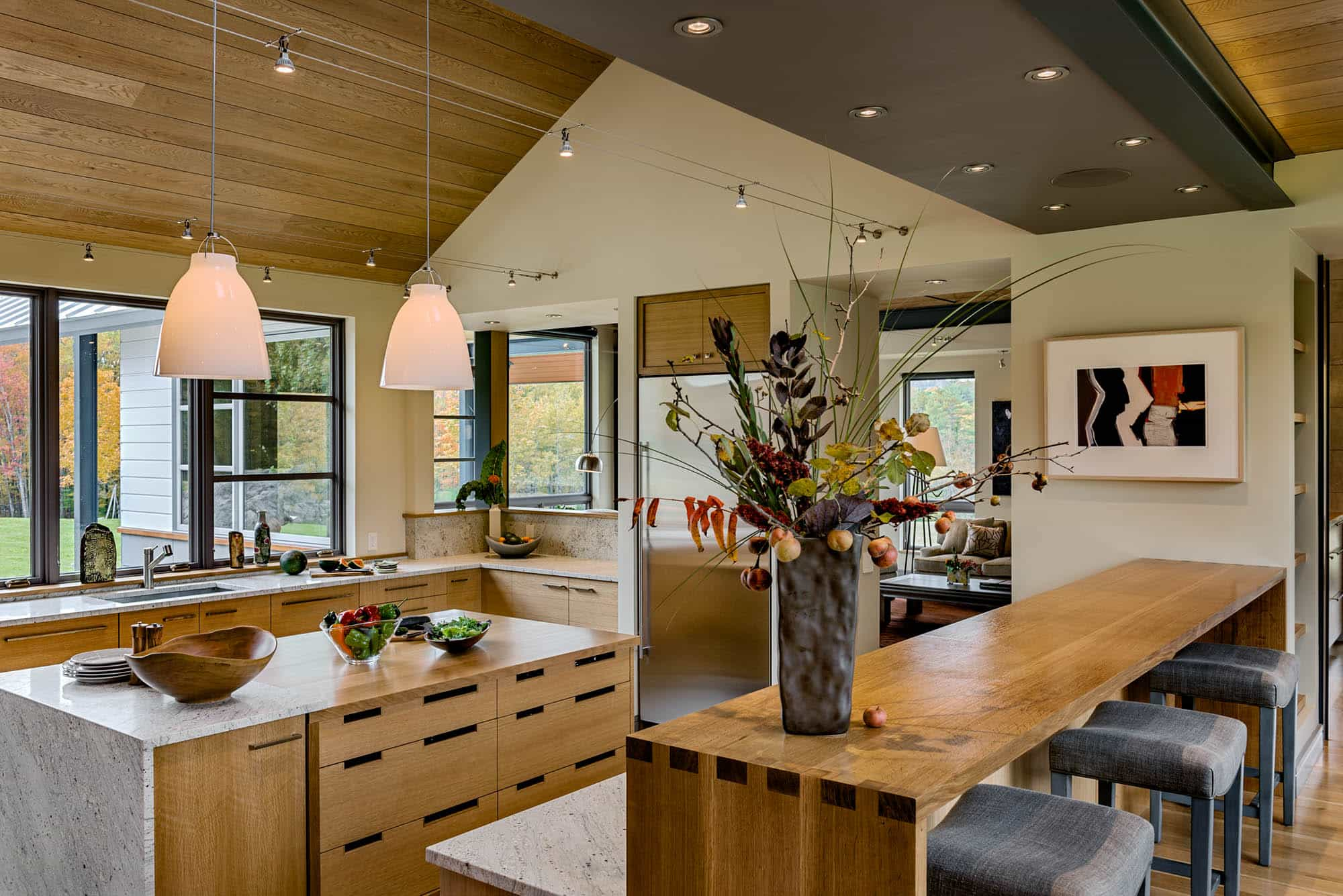 Modern Pole Barn Home - TAG Level & The Pole Barn Home - An Unique and Affordable Home Idea