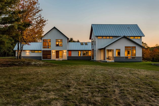 Modern Pole Barn Home - TAG Level