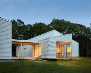 Passive House - Go Home by Go Logic