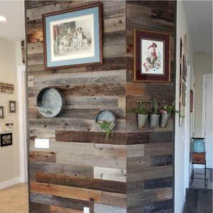 Shiplap for Walls - TAG Level